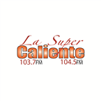 La Super Caliente.com 103.7 FM USA, Idaho Falls