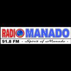 Radio Manado 91.8 FM Indonesia, Manado