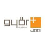 Gyor Plus 100.1 FM Hungary, Győr