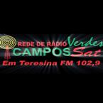 Rádios Verdes Campos FM 102.9 FM Brazil, Teresina