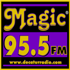 Magic 95.5 93.1 FM United States of America, Decatur