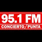 Concierto FM 95.1 FM 95.1 FM Uruguay, Punta del Este