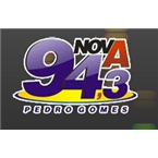 Rádio Nova FM 94.3 FM Brazil, Campo Grande