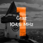 Welle 1 Graz 104.6 FM Austria, Graz