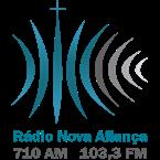 Rádio Nova Aliança AM 103.3 FM Brazil, Brasília
