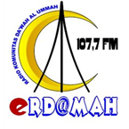 Erdamah FM 107.7 FM Indonesia, Jakarta