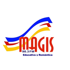 Magis FM 98.3 98.3 FM Dominican Republic, Santo Domingo de los Colorados
