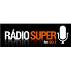 Rádio Super FM 90.1 FM Brazil, Belo Horizonte