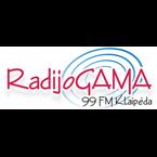 RadijoGAMA 99.0 FM Lithuania, Klaipėda