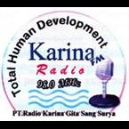 Radio Karina 98.0 98.0 FM Indonesia, Nagahuta