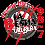 La Bestia Grupera 98.7 FM Mexico, Tapachula