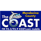 The COAST 95.9 FM United States of America, Ukiah