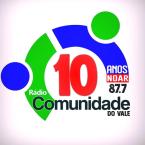 Rádio Comunidade do Vale 87.5 FM Brazil, Palmas