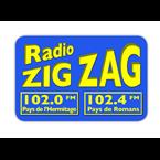 Radio Zig Zag 102 102.0 FM France, Beaufort