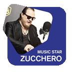 Radio 105 Music Star Zucchero Italy, Milan