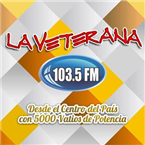 La Veterana Centro 103.5 FM Colombia, Libano