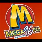 Rádio Mega 96 FM 96.0 FM Brazil, Nova Mutum