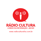 Rádio Cultura 820 AM 820 AM Brazil, Foz do Iguaçu