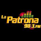 La Patrona 98.1 FM Mexico, Acaponeta