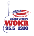Classic Country WOKR 105.5 FM United States of America, Rochester