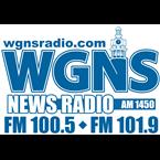 WGNS 101.9 FM USA, Murfreesboro