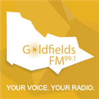 Goldfields FM 99.1 FM Australia, Maryborough