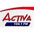 Activa FM 104.1 FM Argentina, Salta