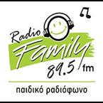 Radio Family 89.5 FM Greece, Athens
