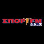 SPORT FM 89.5 FM Greece, Volos