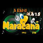 Rádio Maracanã FM 106.3 FM Brazil, Belém