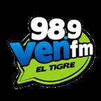 VEN FM 98.9 EL TIGRE 98.9 FM Venezuela, El Tigre
