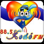 Rádio Xodó FM 88.5 FM Brazil, Aracaju