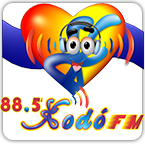Rádio Xodó FM (Nossa Senhora Da Gloria) 88.5 FM Brazil, Nossa Senhora da Gloria