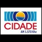 Rádio Cidade 1570 AM 1570 AM Brazil, Aparecida Do Taboado