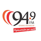 Rádio 94 FM 94.9 FM Brazil, Araçatuba