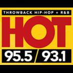 Hot Augusta 93.1 95.5 FM USA, Augusta