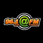 @FM (Tepic) 96.1 FM Mexico, Tepic