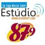 Rádio Estúdio FM 87.9 FM Brazil, Poços de Caldas