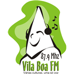 Rádio Vila Boa FM 87.9 FM Brazil, Goias