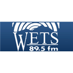 WETS-HD3 89.5 FM USA, Johnson City