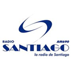 Radio Santiago 690 AM Chile, Santiago de los Caballeros