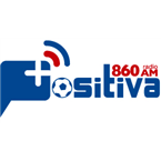 Radio Positiva 860 AM Ecuador, Quito