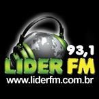 Rádio Líder FM 93.1 FM Brazil, Uberlândia