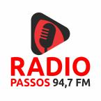 Rádio Passos FM 1230 AM Brazil, Passos
