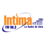 F.M. INTIMA 96.3 FM Guatemala, Quetzaltenango