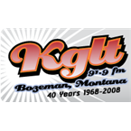 KGLT 89.5 FM USA, Livingston