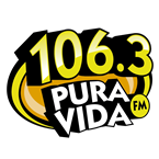 106.3FM - Pura Vida FM 106.3 FM Costa Rica, San José