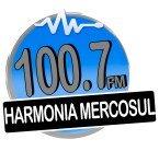 Rádio Harmonia Mercosul FM 100.7 FM Brazil, Foz do Iguaçu