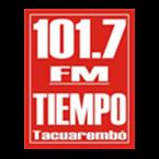 FM Tiempo 101.7 101.7 FM Uruguay, Tacuarembó
