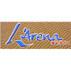 L'Arena 92.5 FM 92.5 FM Dominican Republic, Santiago de los Caballeros